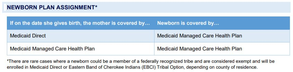 newbornmedicaid